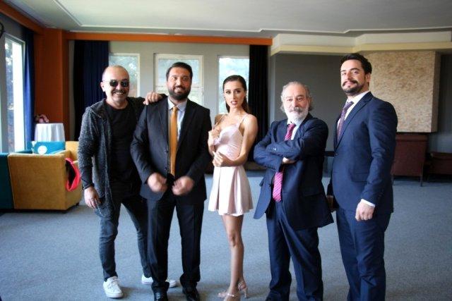 Mümessil filminin çekimleri Erzurum'da devam ediyor